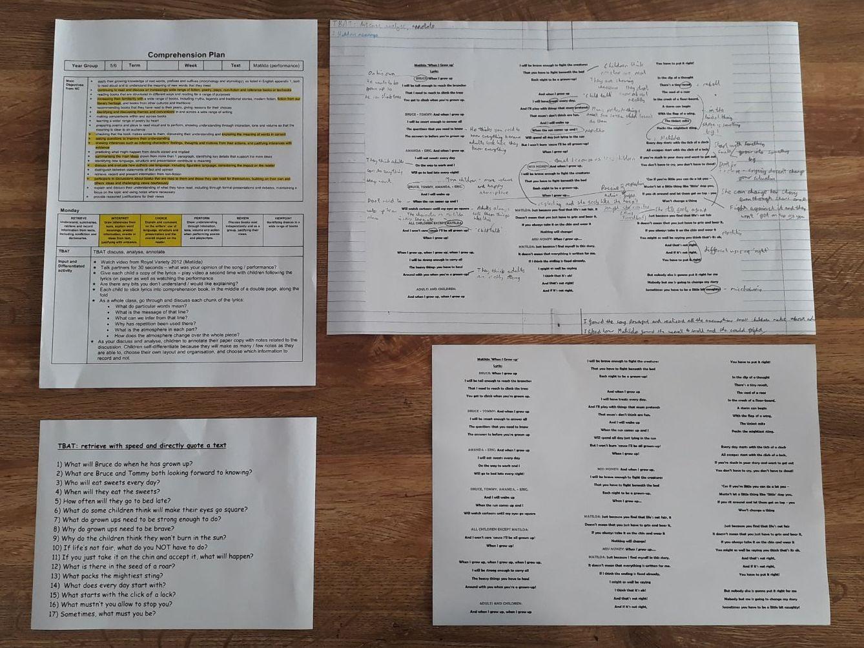 Whole Class Comprehension Bundle - 20 complete lessons