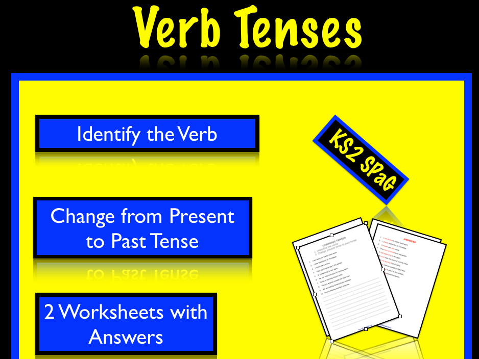 SPaG: Changing Tenses
