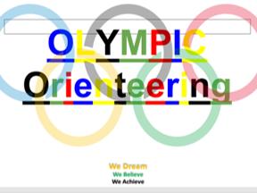 Olympic Orienteering