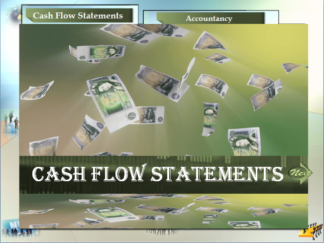 Introduction to Cash flow Statements. Accountacy