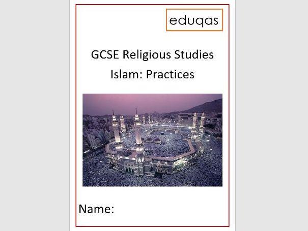 WJEC Eduqas Islam: Practices Workbook