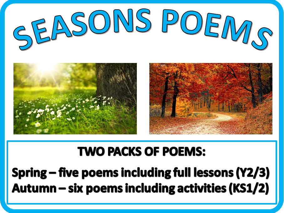 SEASONS POEMS