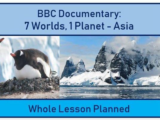 Seven Worlds, 1 Planet - Antarctica Lesson
