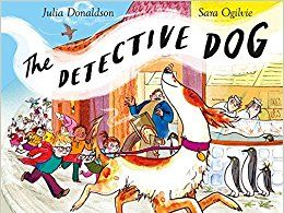 The Detective Dog Julia Donaldson Full Picture Book Reading Comprehension Questions