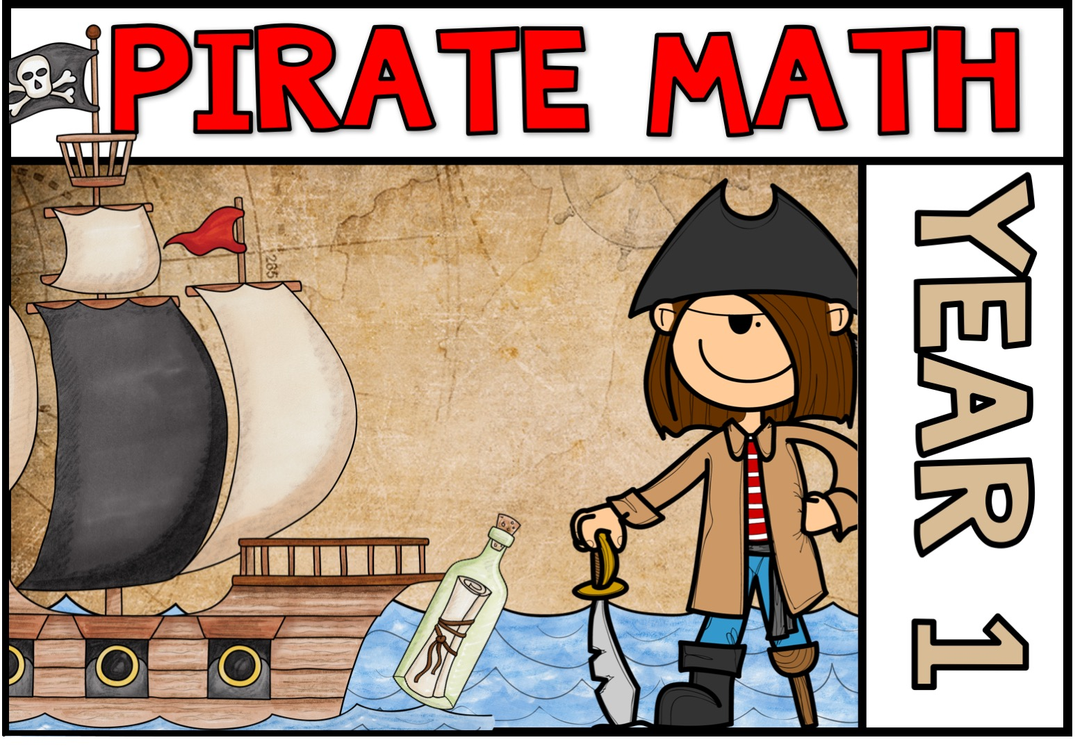 Pirate Math Year 1