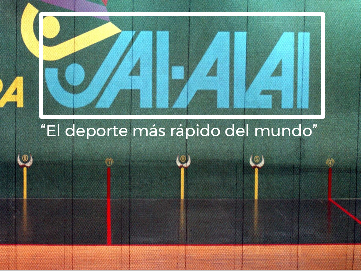 Jai Alai - El deporte más rápido del mundo (Culture lecture)