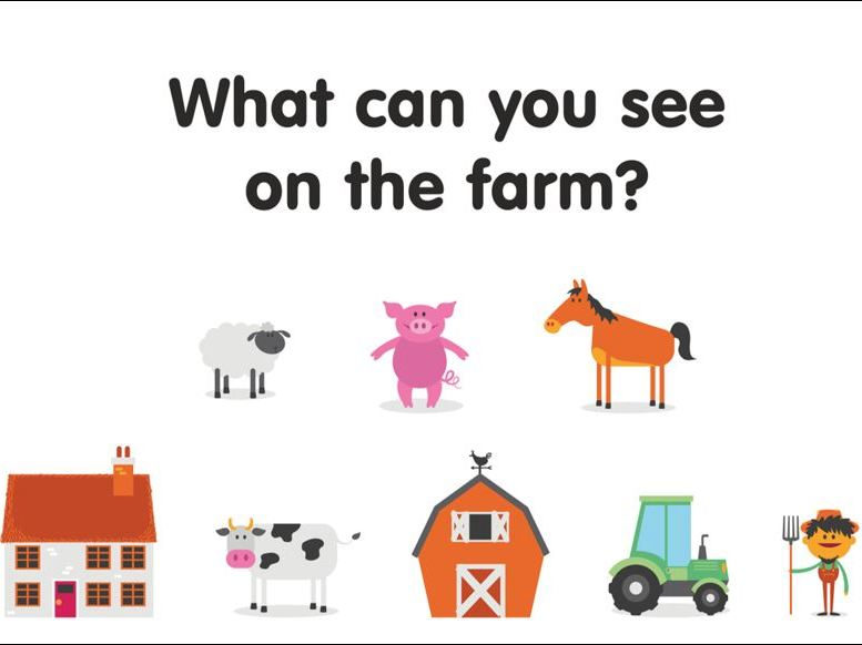 Let's Talk about the Farm