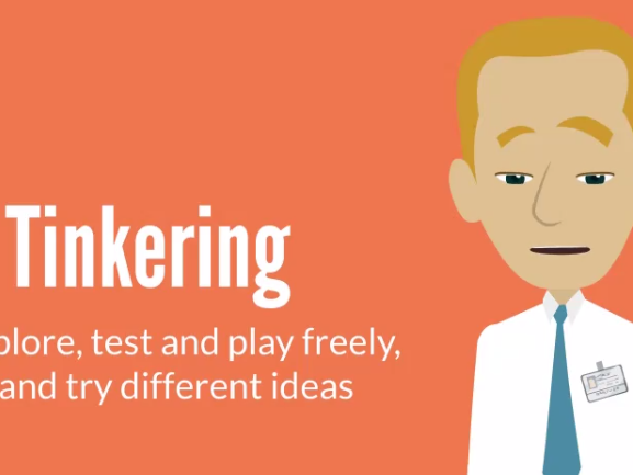 Tinkering: Computational Thinking