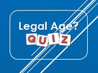 Citizenship: Law and Order: Legal Age Quiz