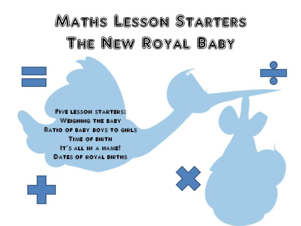 Maths Lesson Starters KS2