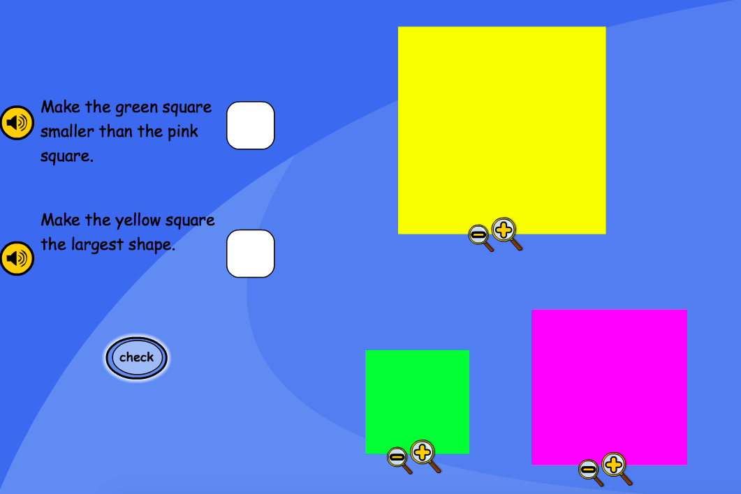 Shape Comparison Interactive Activity - KS1 Geometry