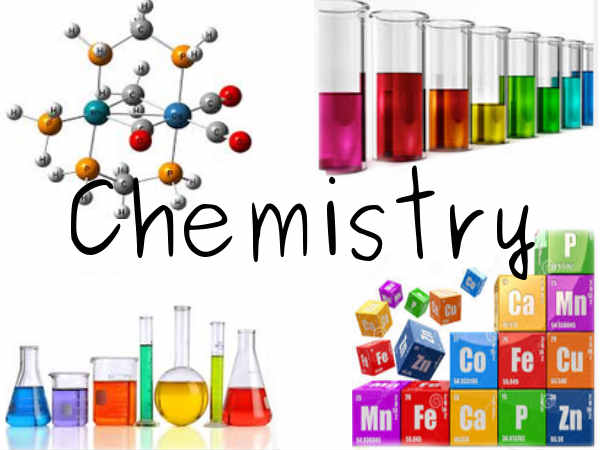 Chemistry revision 9-1