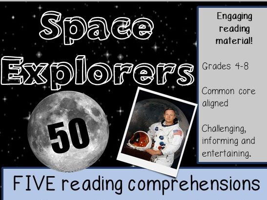 Home Learning: Space Explorers - Guided Reading Activity Comprehension Package
