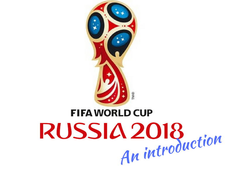 World Cup 2018 presentation