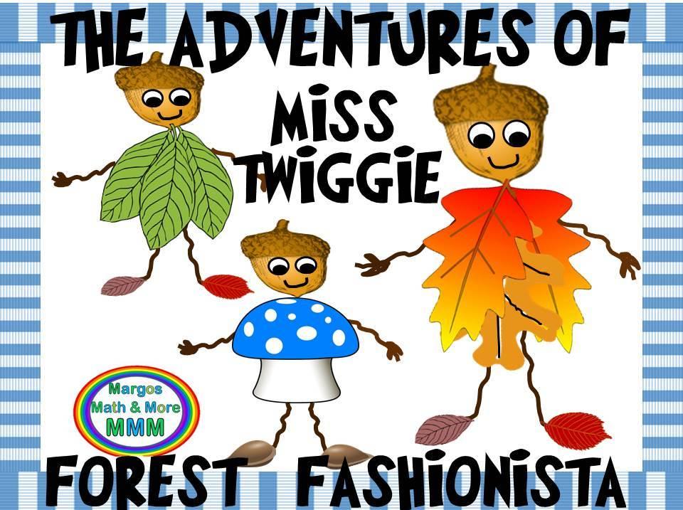 Adventures of Miss Twiggie Forest Fashionista