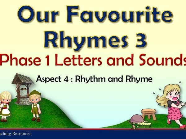 Our Favourite Rhymes 3