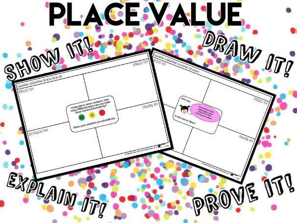 Y3 Maths Mastery Place Value