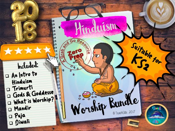 Hinduism: Hinduism KS2