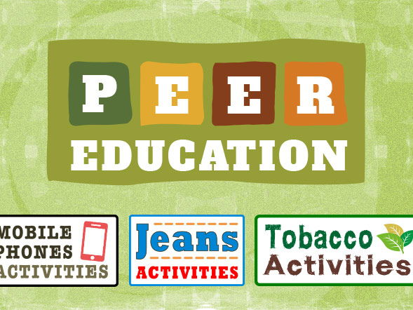 Active global citizens: a peer education resource