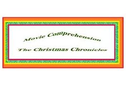Movie The Christmas Chronicles Comprehension worksheet with Key