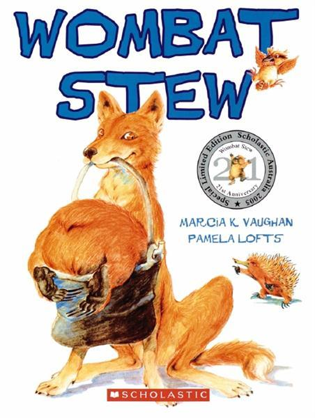 Image result for wombat stew