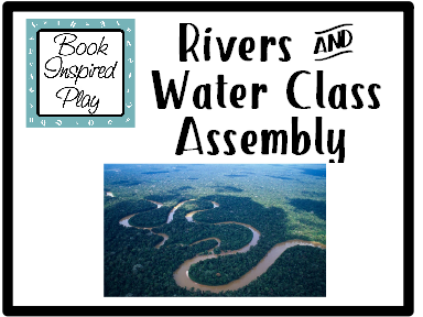 Rivers & Water Class Assembly script **Fully editable**