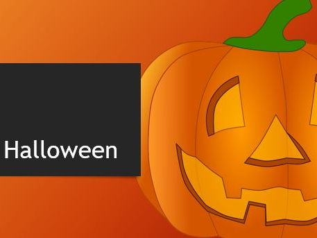 Halloween 2017 - PowerPoint Presentation - Assembly or in class.