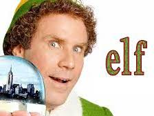 Elf, the film - short unit with PowerPoint