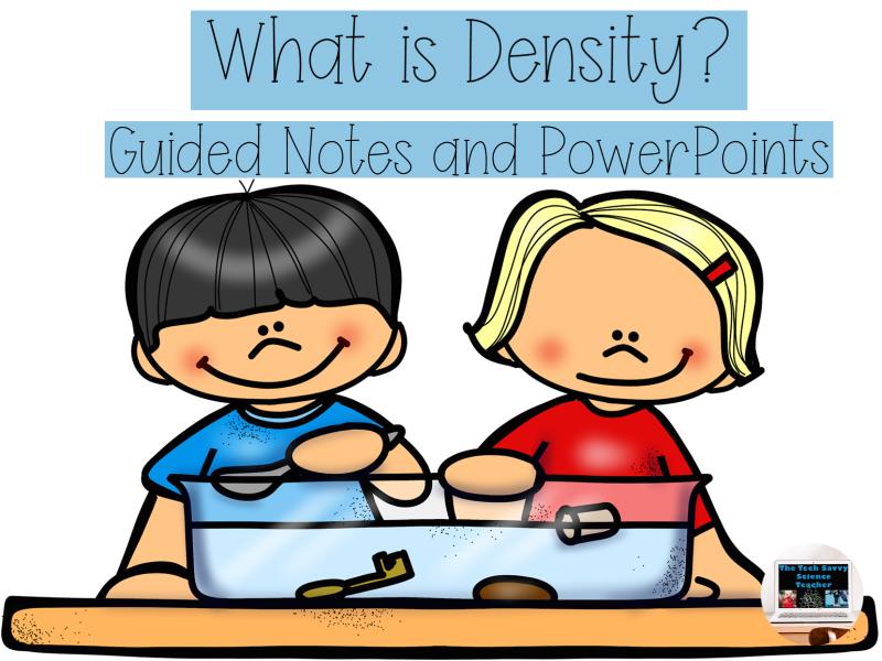 What is Density? Bundle
