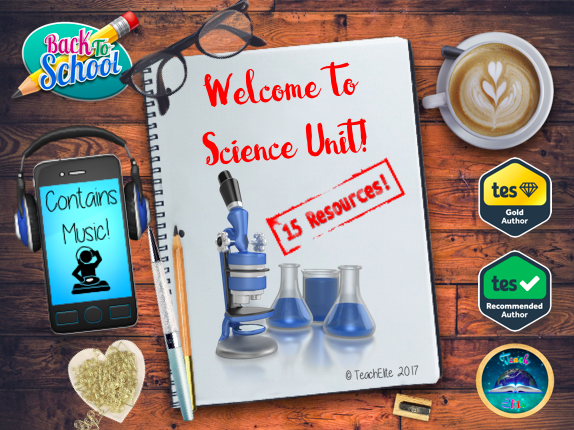 Introduction to Science - Complete Unit!