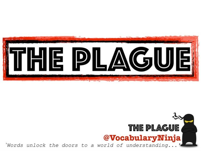 Plague Topic Vocabulary Pack