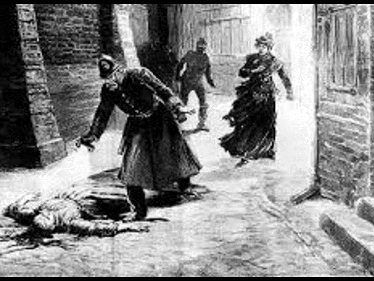 Jack The Ripper Project (perfect for independent study 4/5 hours work)