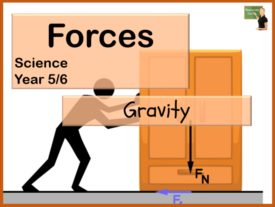 Science- Forces- Gravity Year 5/6