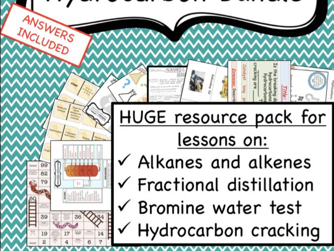 Hydrocarbons Bundle