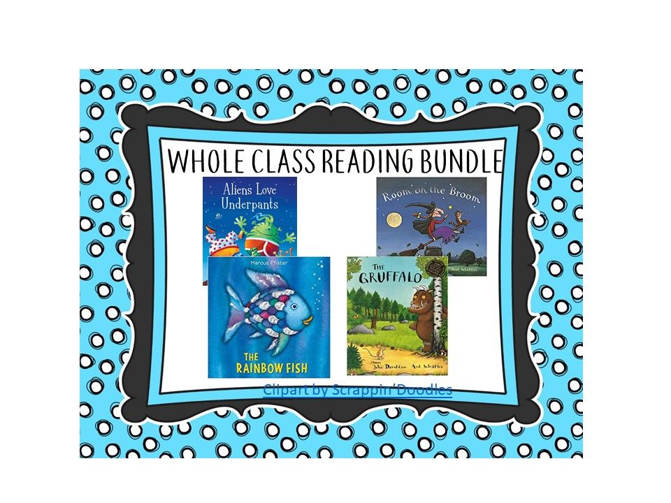 Whole Class Reading Pack-EYFS & KS1