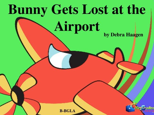 Bunny Gets Lost at the Airport