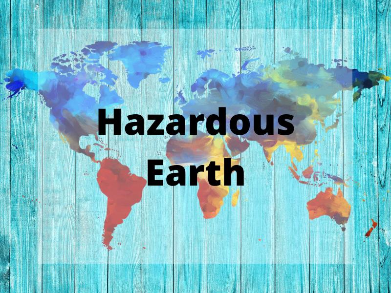 GCSE Geography Edexcel B - Personalised Learning Checklist (PLC) - Hazardous Earth
