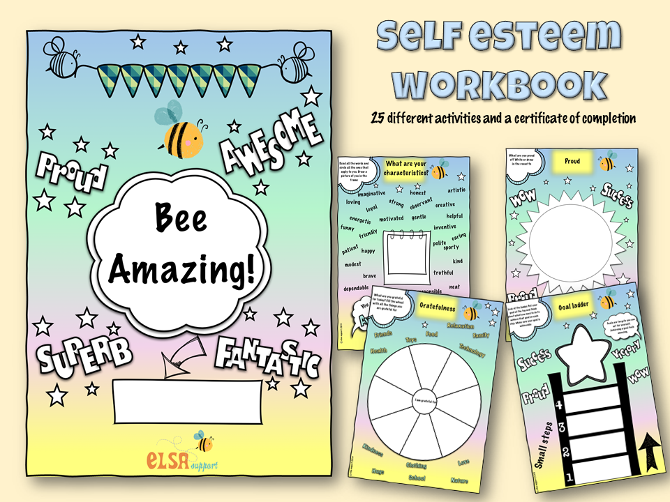 Self esteem workbook