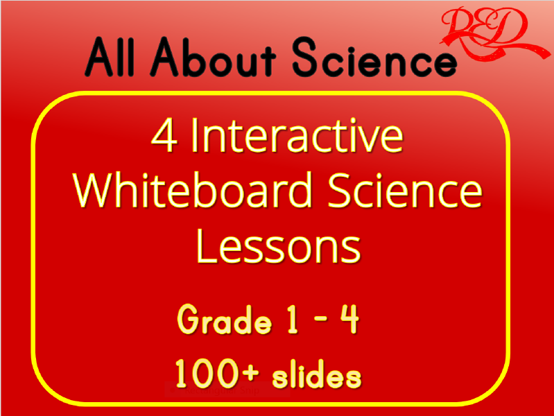 All About Science Lessons. Free Preview