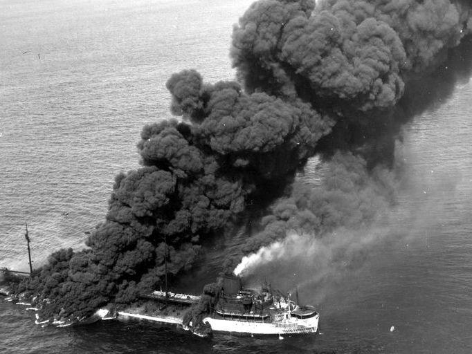 Battle of the Atlantic full lesson