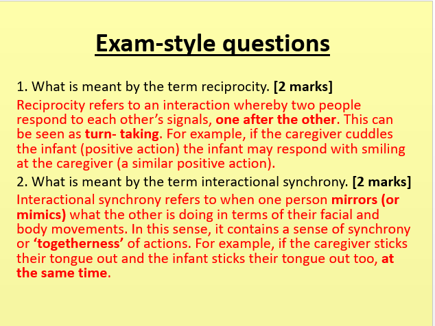 Attachment PowerPoint (to accompany the booklet)