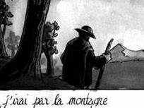 VICTOR HUGO FRENCH LITERATURE DEMAIN DES L'AUBE text with translation