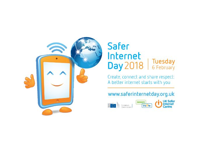 Safer Internet Day 2018 - Education pack for 11-14 year olds