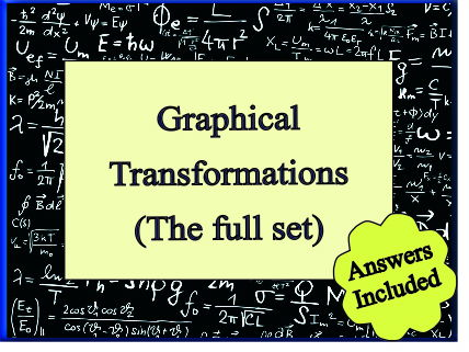 Graphical Transformations - the full set