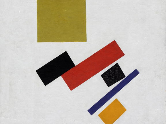 Malevich quotes, the Russian artist on his painting art & on Suprematism - free resource: modern art