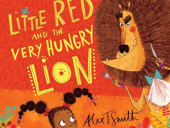 Africa topic - Little Red and the very hungry lion