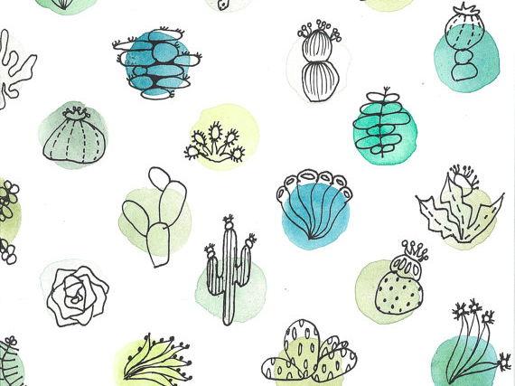 Cactus Planner 2017 2018