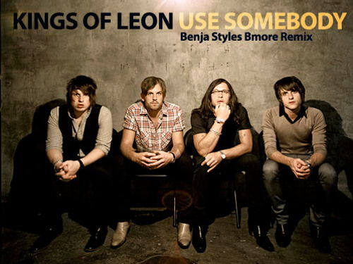 Musical Futures Style: Kings of Leon - Use Somebody (Performance Sheet) with QR codes