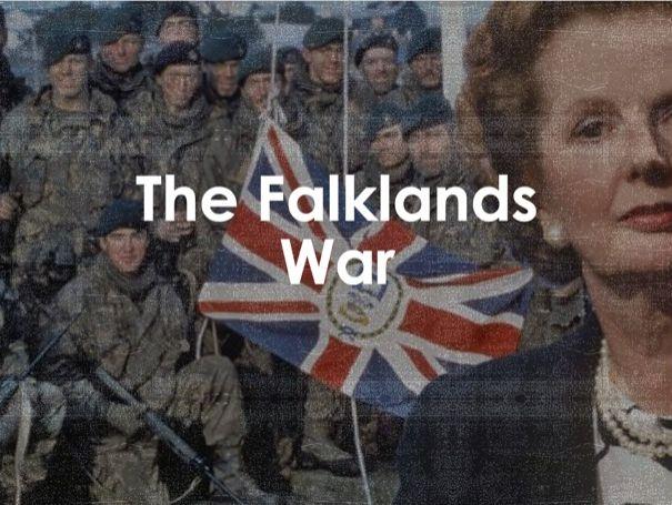 AQA 9-1 The Falklands War (L36)