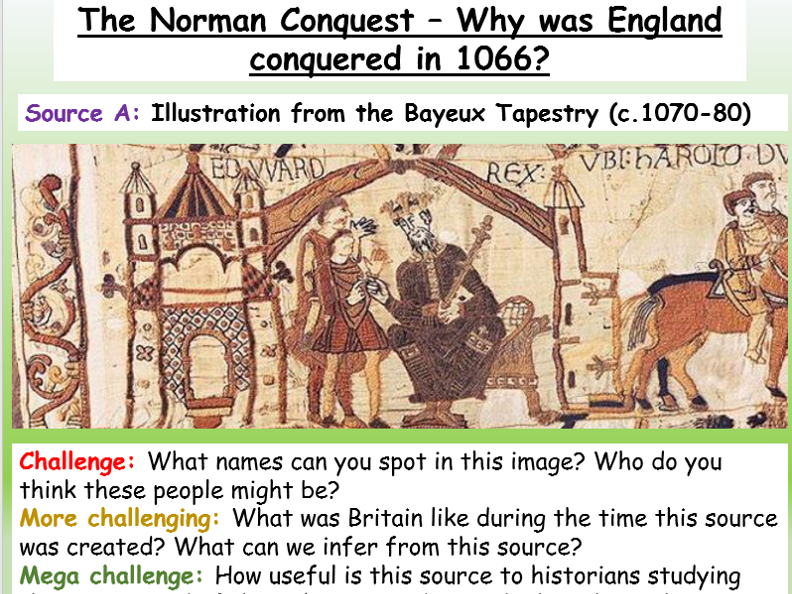 Norman Conquest: Causes of Norman Conquest
